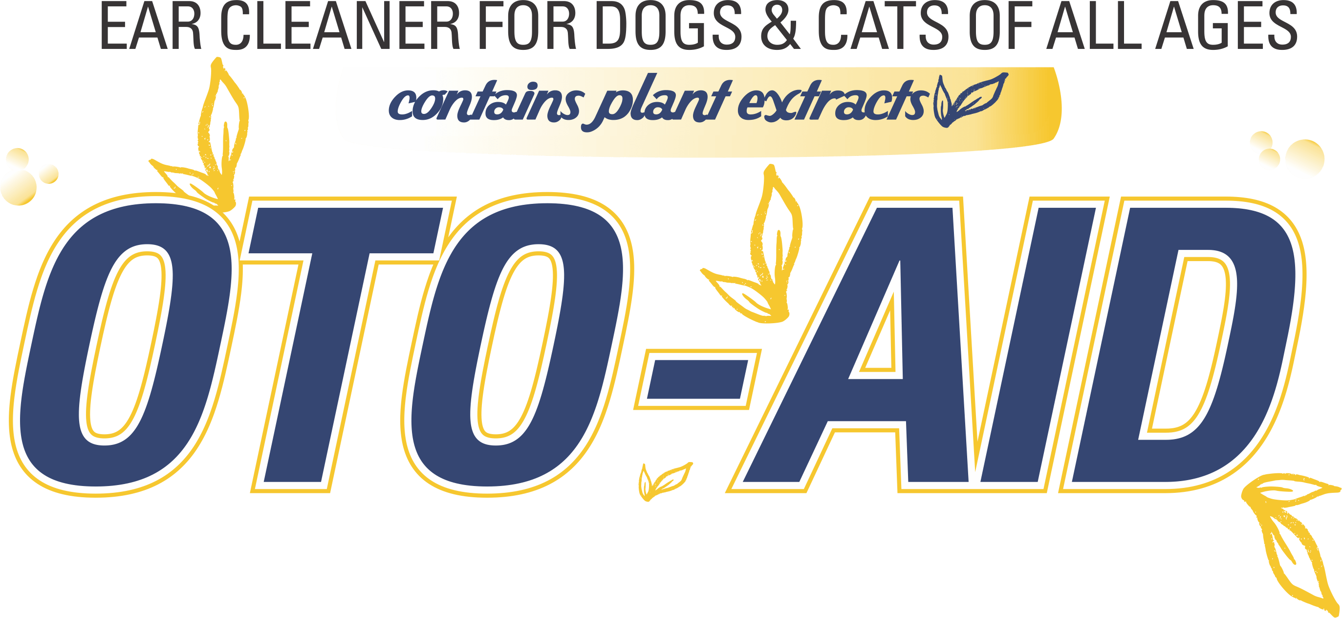 Oto aid for pets